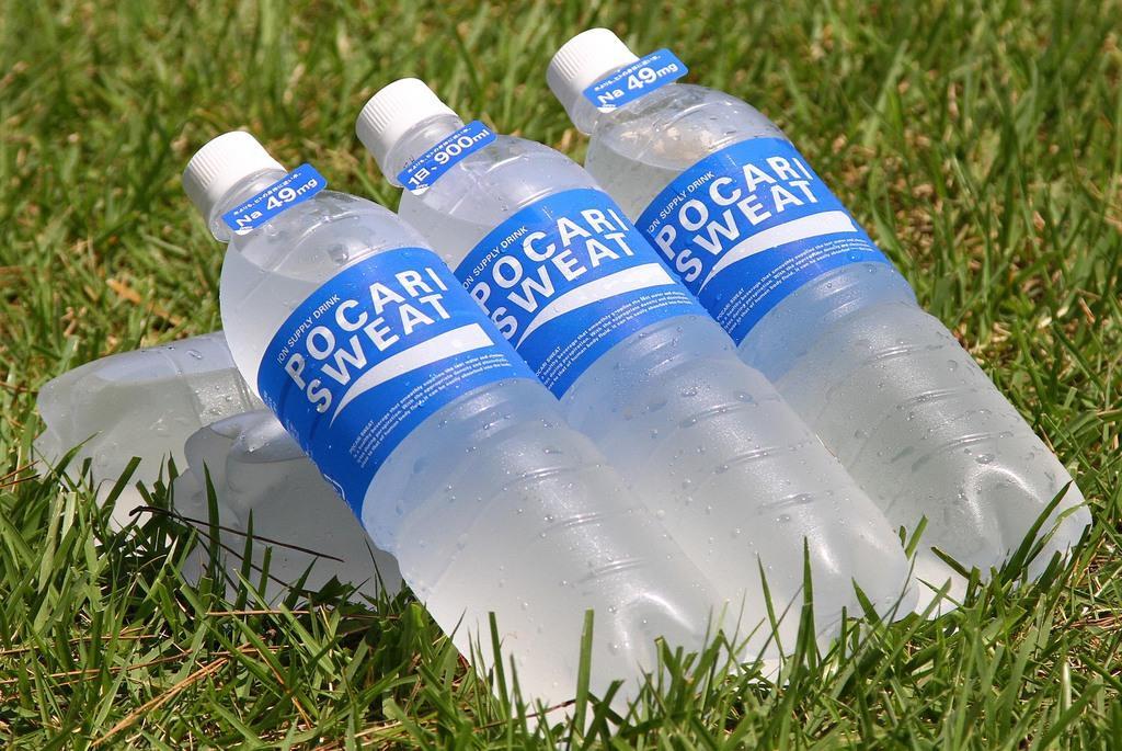 大塚製薬の清涼飲料水「ポカリスエット」