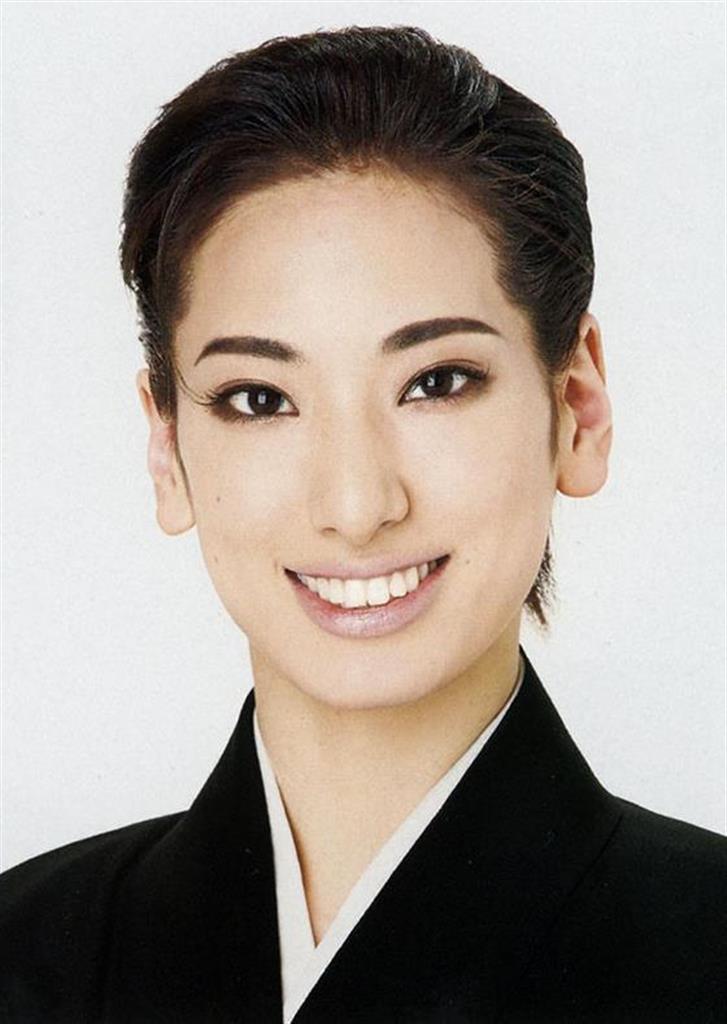 柚香光さん