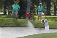 小平は146位と出遅れ 米男子ゴルフ第1日