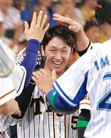 阪神・近本が史上2人目のサイクル安打 プロ野球オールスター