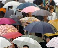 続く梅雨寒…7月の東京「真夏日」ゼロ 農作物管理に注意喚起も