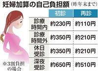 「妊婦加算」再開の検討進む 厚労省、要件の厳格化も