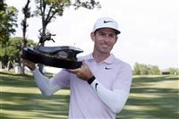 フリッテリが初優勝 米男子ゴルフ最終日