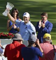 グーセンが初優勝 米シニアゴルフ