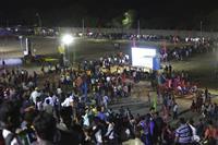 インド、月面探査機打ち上げ延期 「技術的な問題」で