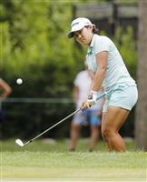 畑岡は8位に後退 女子ゴルフの15日付世界ランキング