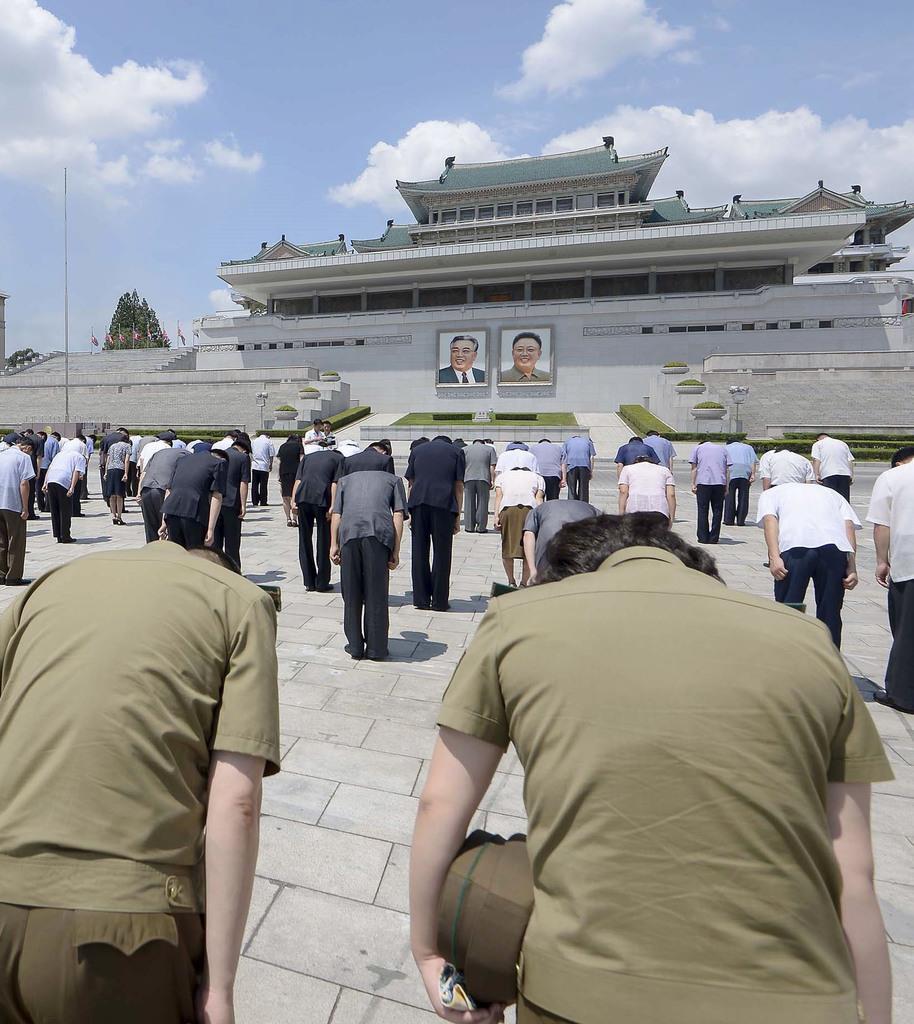 北 朝鮮 人口