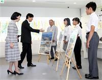 秋篠宮ご夫妻、静岡ご訪問 三保松原の紹介施設などご視察