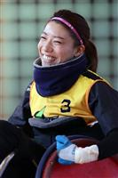 【負けるもんか】ウィルチェアラグビー紅一点、倉橋香衣さん 東京パラで「意味のある選手に…