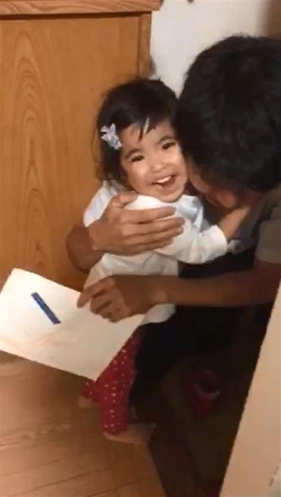 池袋暴走事故で、妻と娘を失った男性が提供した動画の一部
