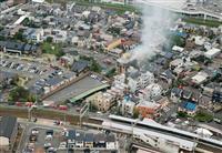 京アニ火災 広がる衝撃、アニメ文化「損失は計り知れない」