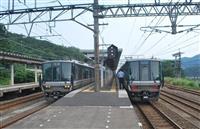 【湖国の鉄道さんぽ】気軽に「電車でビワイチ」 3時間で琵琶湖1周170キロ