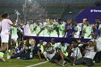 ナイジェリアが3位 サッカーのアフリカ選手権