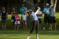 畑岡、山口組は最下位71位 米女子ゴルフ第1日