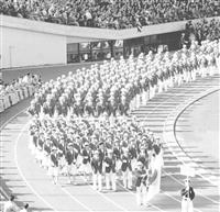 【話の肖像画】マラソンランナー・君原健二(78)(4)世紀の祭典 東京五輪開幕