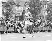 【話の肖像画】マラソンランナー・君原健二(78)(5)