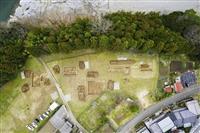 聖武天皇「吉野宮」確実に 奈良・宮滝遺跡、新たに建物群