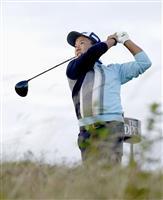 稲森が4打差20位 松山は42位 全英OPゴルフ第1日