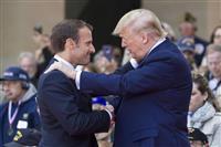 米、仏にデジタル課税で懸念伝達 首脳が電話会談