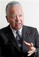甘利明氏、安倍総裁「4選」に含み 衆院解散は東京五輪以降