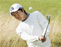 浅地「よく耐えられた」 全英ゴルフ初出場で予選通過