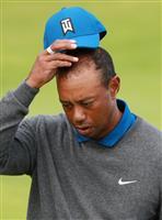 ウッズ「また良いプレーできる」 全英ゴルフ予選落ち