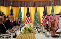 サウジに米軍駐留 16年ぶり、対イラン圧力強化