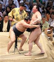鶴竜、白鵬破り6度目優勝 大相撲名古屋場所