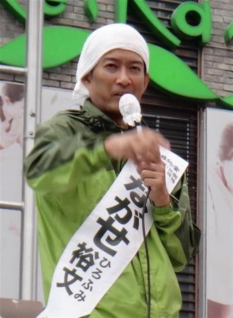 柳ケ瀬裕文氏