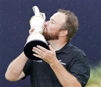 32歳ローリーがメジャー初V 全英OPゴルフ最終日