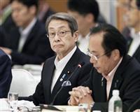 石田総務相「NHKスクランブル化は放送制度を崩しかねない」