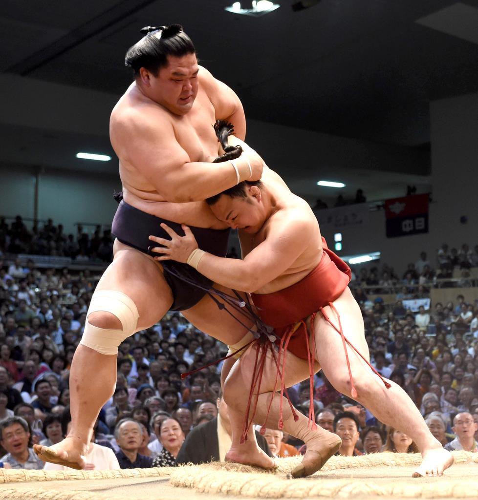 今日 の えん ほう の 相撲