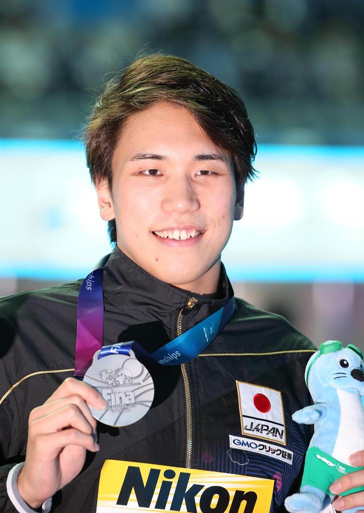 年 世界 2019 水泳 選手権 光州