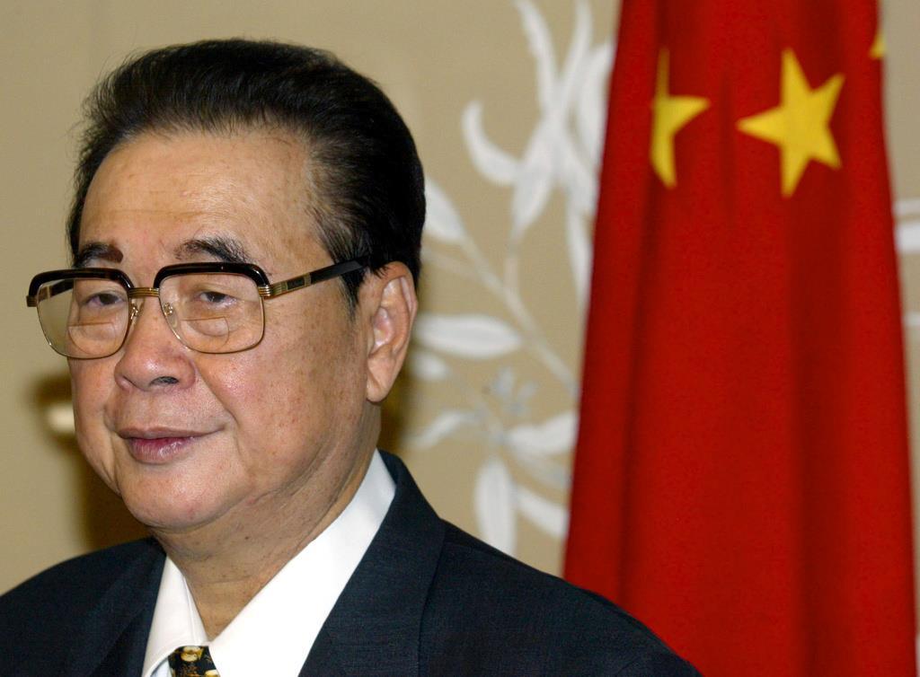 中国元首相、李鵬氏死去 90歳(1/2ページ) - 産経ニュース