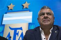 FIFA理事を更迭 後任は選挙で 南米サッカー連盟