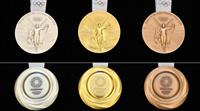 ずっしりと、光輝く 東京五輪メダルデザイン発表