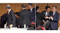安倍首相「立ち直り方はアスリート並み」!? 五輪1年前イベントであわや転倒