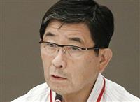 感激分かちたいと岐阜知事 五輪表彰状に美濃和紙