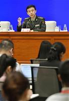 香港問題で人民解放軍の出動可能 中国国防省