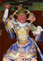 240年間気付かず 日光の四天王像の名称に誤り