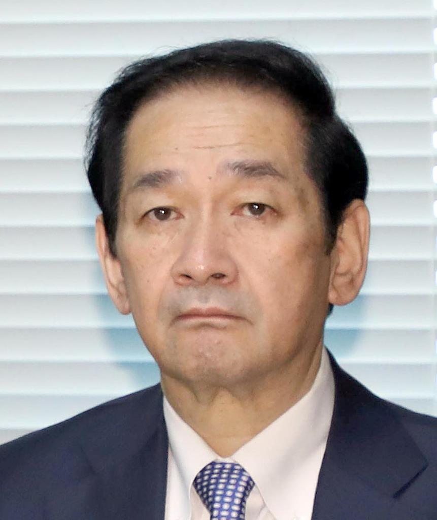 自民党の関口昌一参院国対委員長