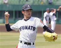 大船渡の佐々木朗希はベンチスタート 花巻東が2点を先制 高校野球岩手大会決勝