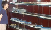 名機関車ずらり 天賞堂の鉄道模型展