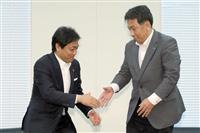立民・枝野氏が国民、共産と会談 次期衆院選も共闘