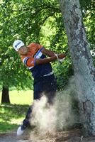 松山、今平が3打差2位発進 世界選手権ゴルフ第1日