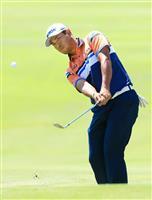 3打差2位の松山「すんなりとできた」 米男子ゴルフ
