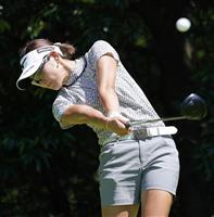 20歳の原英莉花が67で首位発進 女子ゴルフ第1日