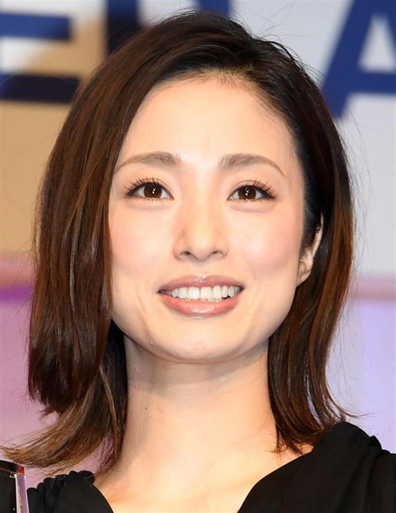 女優、上戸彩さん