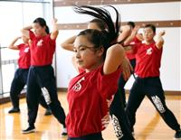 高校ダンス部選手権 ビッグクラス鞍替えの大阪・羽衣学園が猛練習