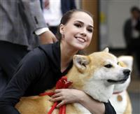 ザギトワ、愛犬の妹「カッチャン」と対面